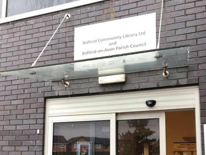 Parish Council Office Entrance