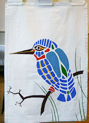 Kingfisher Banner