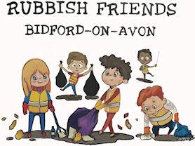 Rubbish Friends Logo