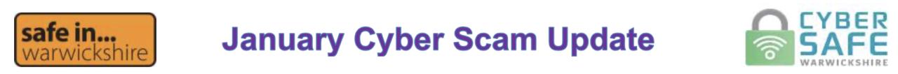 Cyber Scam Header