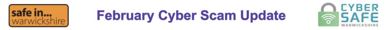 Cyber Scam Banner
