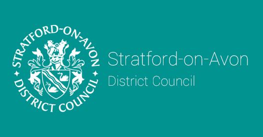 Stratford District Councli Logo