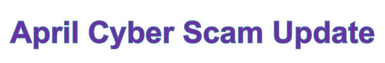Cyber Scam header image