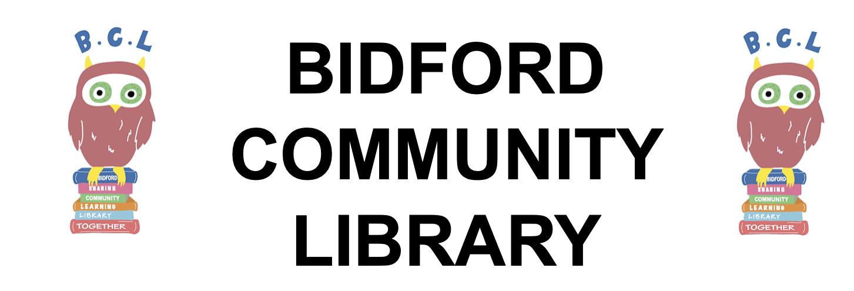 Library owl logo