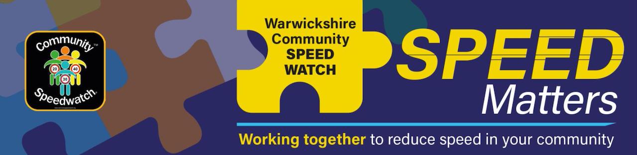 Community Speed Watch Logo