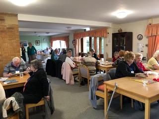 Bidford Dementia Cafe lunch day
